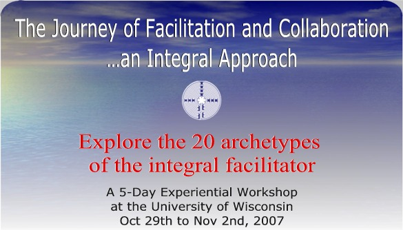 Journey of Collaboration and Facilitation Workshop
