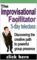 improv in facilitation